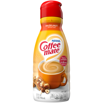 French Vanilla Flavored Coffee Creamer 32oz Official Coffee Mate